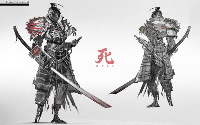 DragonFlies Character