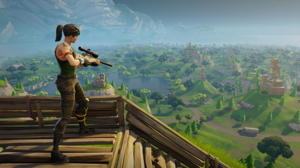 fortnite, battle royale, most popular, online, games, most popular games, 2018, cross-play on fortnite on ps4