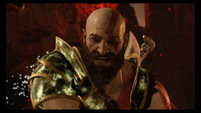 Kratos, God of War