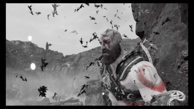 Turns Out God of War's Photo Mode Isn't Just Daddy Pics of
