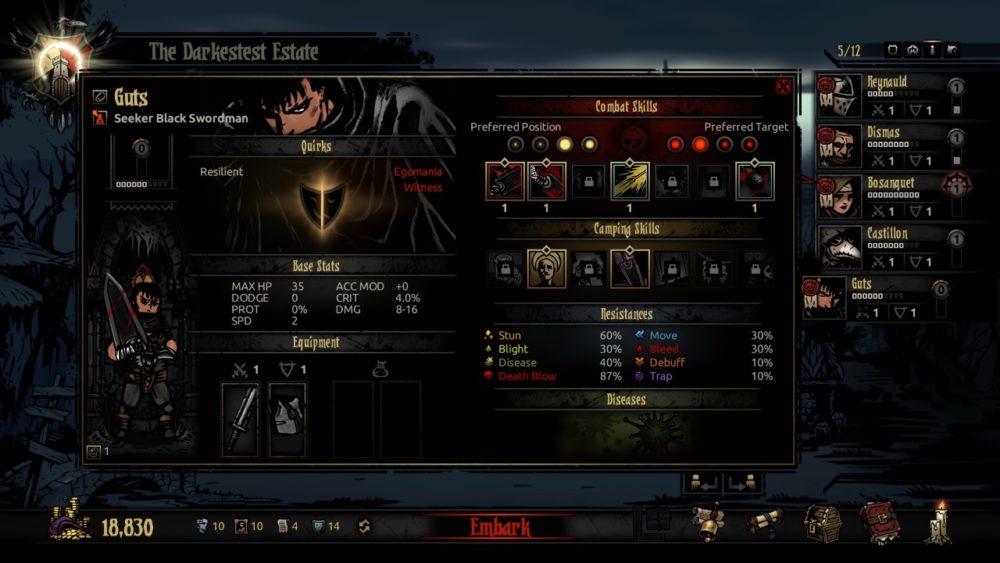 Darkest Dungeon Mods