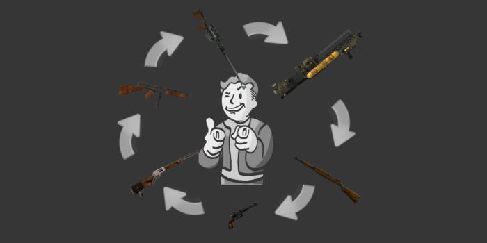 Hotkey Weapon Scrolling Main