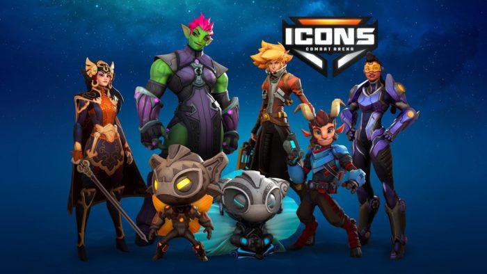 Icons Combat Arena