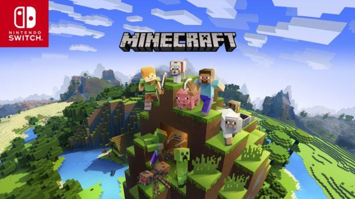 minecraft, nintendo switch, bedrock update