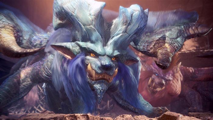 Monster Hunter World Lunastra Teostra