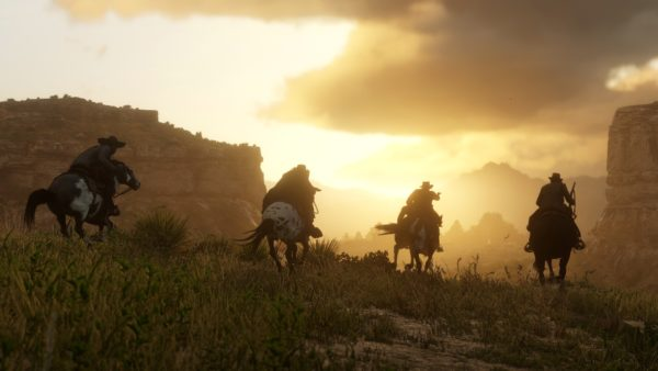 'Red Dead Redemption 2' unrolls longer look at gameplay