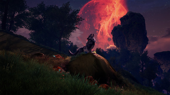 rend, survival game, mmo