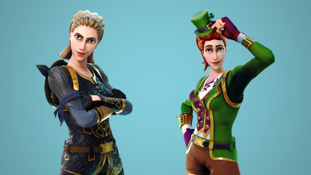 Rarest Fortnite Skins You Probably Don T Have In Your Locker