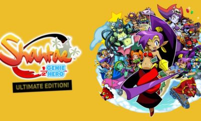 shantae: half-genie hero, shantae, wayforward, day one edition, ultimate edition, ultimate day one edition