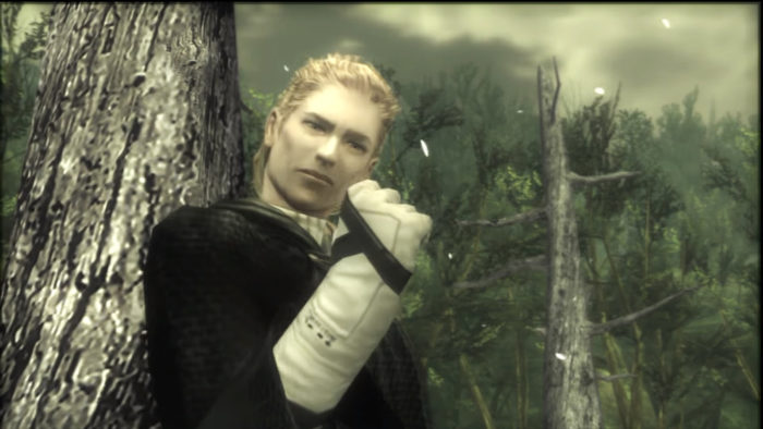 The Boss, Metal Gear Solid 3, Snake Eater, mother of the special forces,
