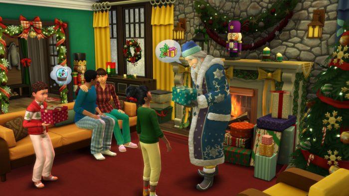 The Sims 4 Seasons 4