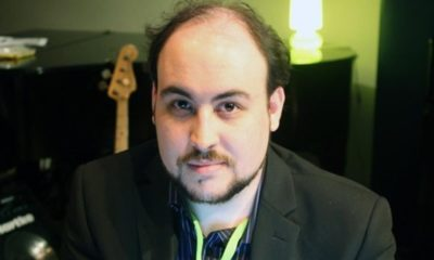 A headshot of Youtuber Totalbiscuit