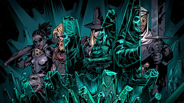 darkest dungeon, color of madness