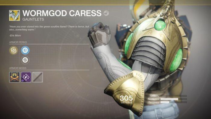 destiny armor 10
