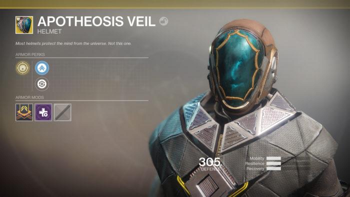 destiny 2 warmind exotic armor