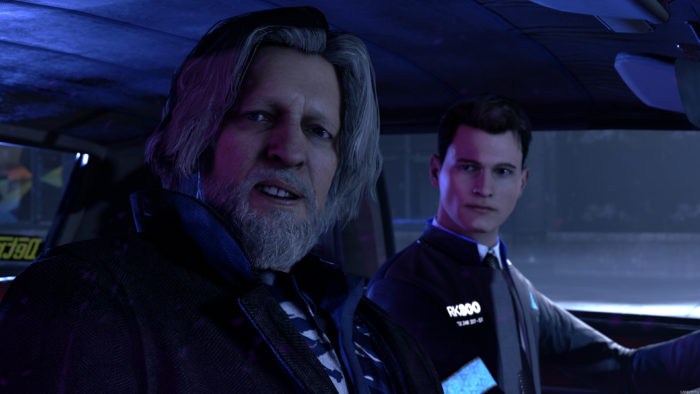 Detroit become human best options for hank at desk