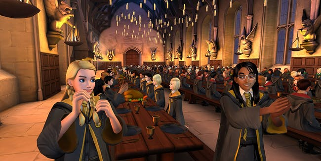 harry potter, hogwarts mystery
