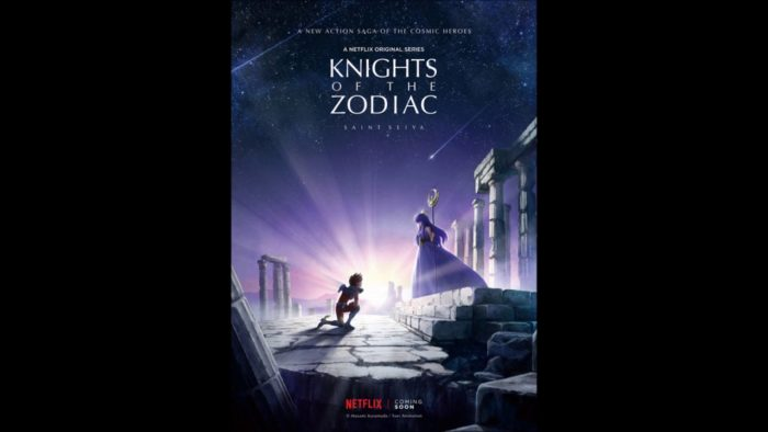 knights of the zodiac netflix