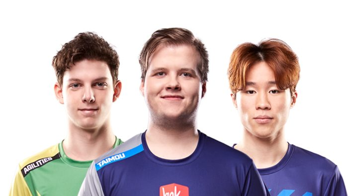 overwatch league, best, players, saebyeolbe, taimou, agilities