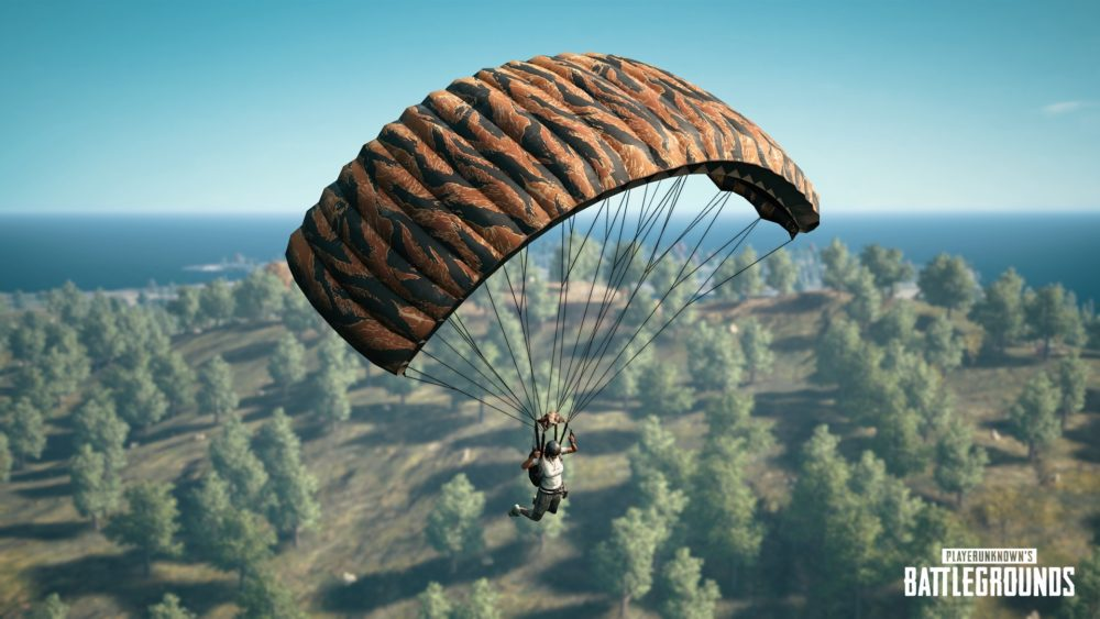 Pubg Crate Wallpaper By Szalkai S: Latest PUBG Update Adds New Parachute Skin And The Aviator