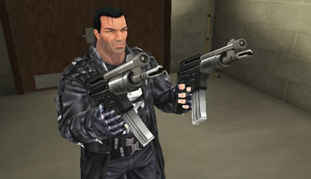 punisher ps2