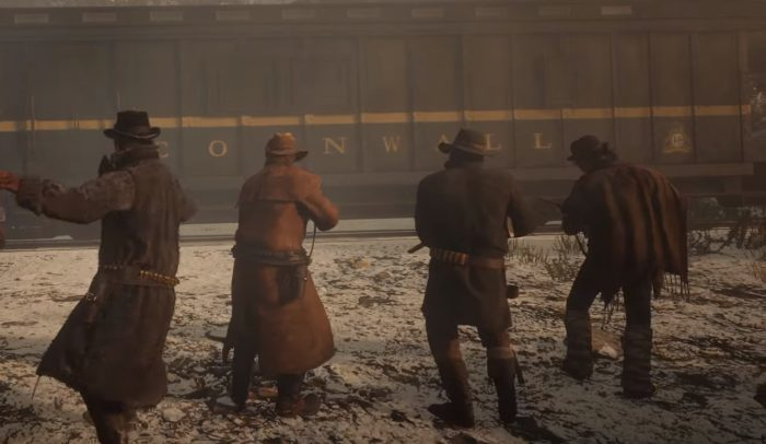 red dead multiplayer