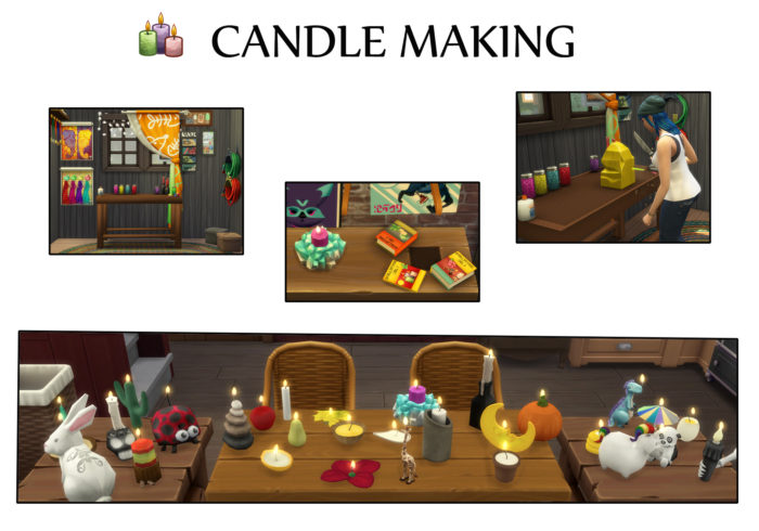 sims candle