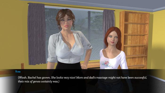 Sisterly Lust Games Like Summertime Saga