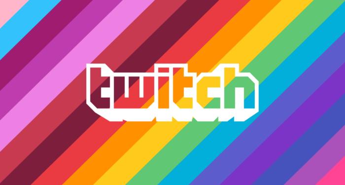 Twitch Pride Month