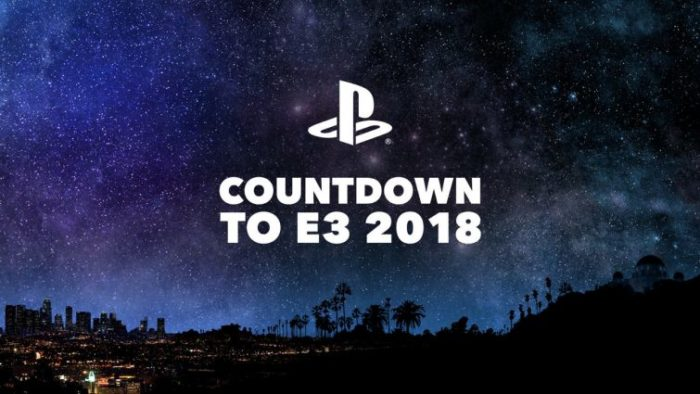 PlayStation E3 Countdown