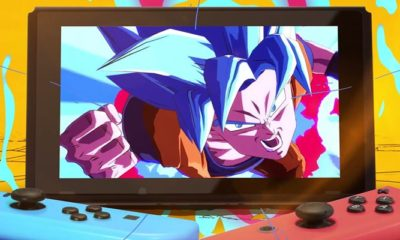 dragon ball fighterz, dragon ball, snes, super famicom, nintendo switch, pre-order