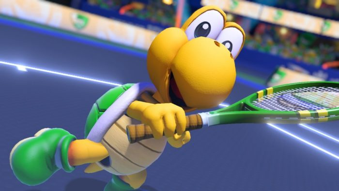Mario Tennis Aces Koopa Troopa