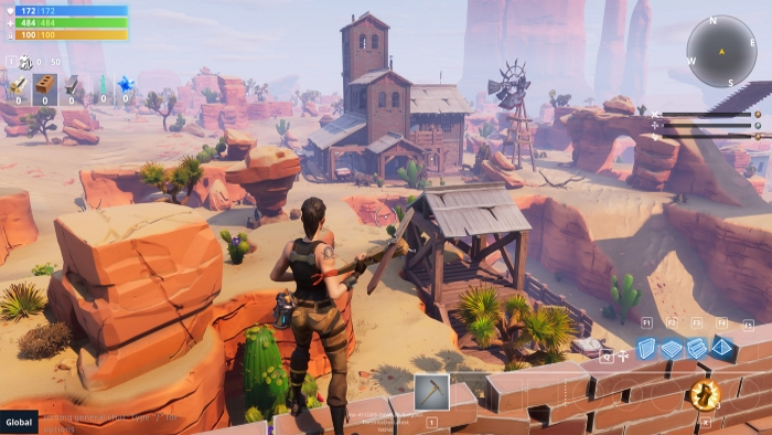 Fortnite, Arid, Save the World