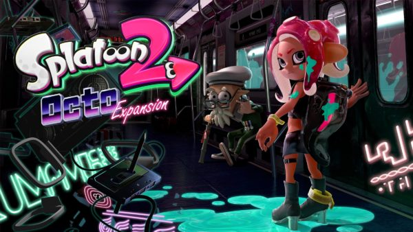 splatoon 2, octo expansion, dlc, nintendo switch