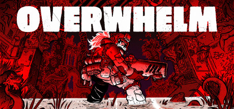 Untitled Publisher's New Title, Overwhelm, out now.