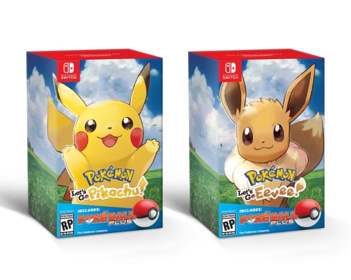 Pokemon Pokeball Plus Bundle
