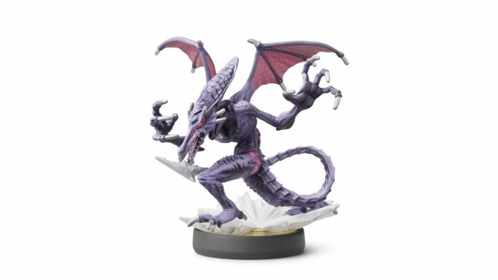 super smash bros. ultimate, amiibo, ridley, inkling,