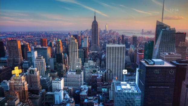 Beauty of New York Dynamic Theme