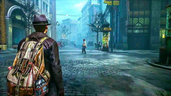 Sinking City Screenshot