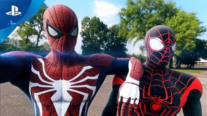 Spider-Man, miles morales, spidey, ps4