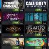steam, steam games, money spent, external funds used