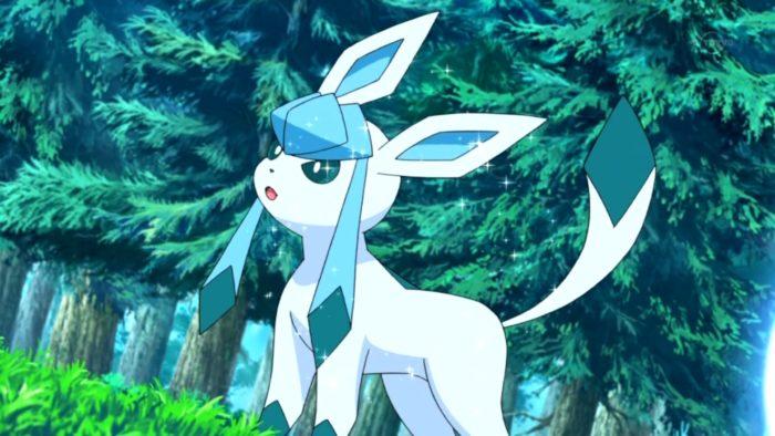 Pokemon Glaceon