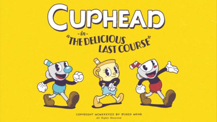 Cuphead DLC: The Delicious Last Course