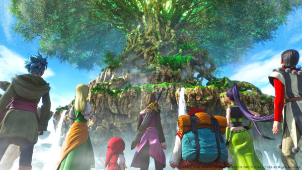 what to do after beating dragon quest xi, dragon quest xi endgame, dragon quest xi post game, after beating dqxi
