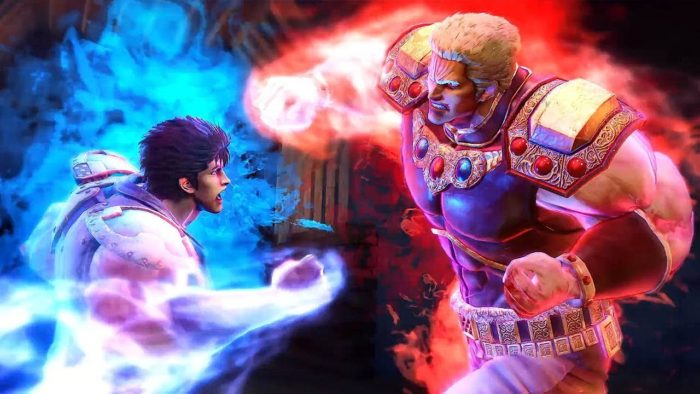 fist of the north star lost paradise 2