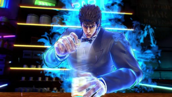 fist of the north star, lost paradise, anime games, problem, fix