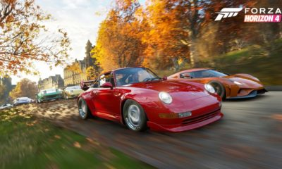 Forza Horizon 4 Review, Forza Horizon 4 DLC cars