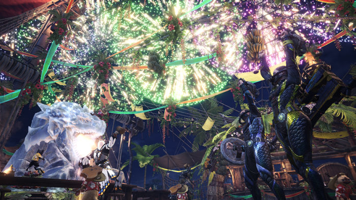 Monster Hunter World Summer Twilight Fest