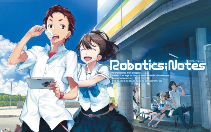 robotics;notes elite