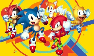Sonic Mania Plus